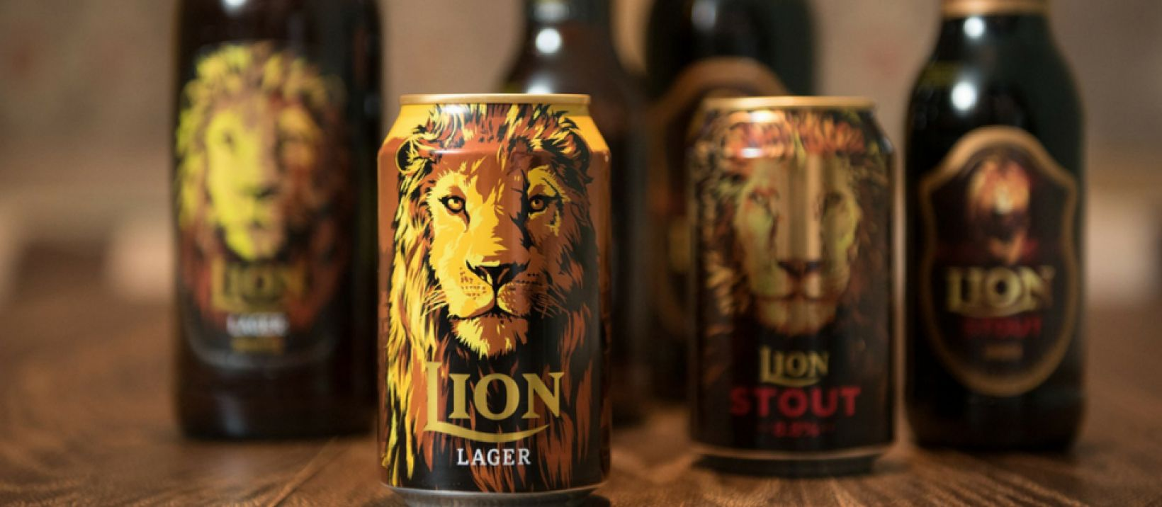 Photo for: A Drink That Roars
