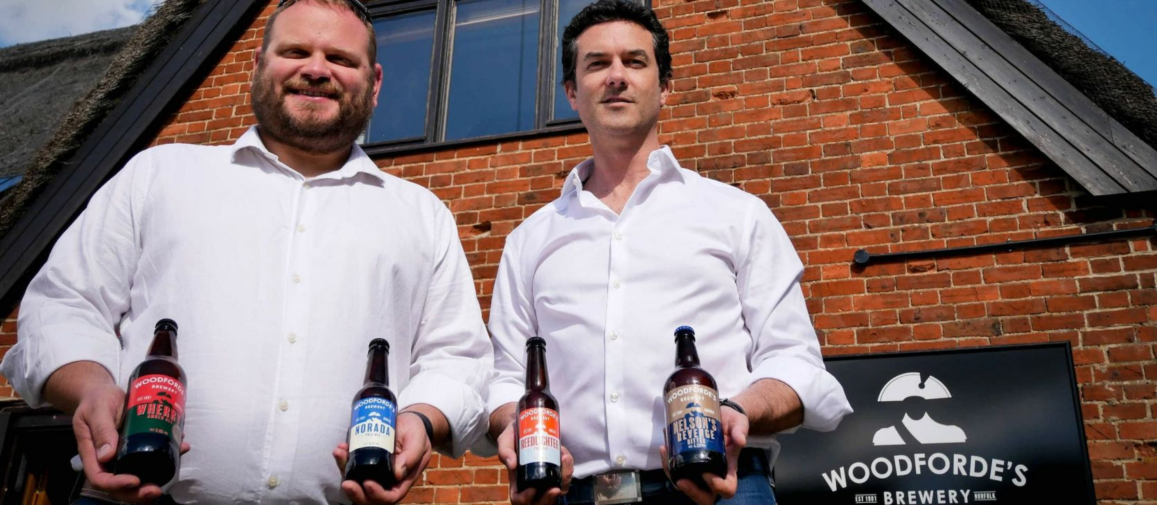 Photo for: Insights on the UK market by James Huges, Woodforde's Brewery