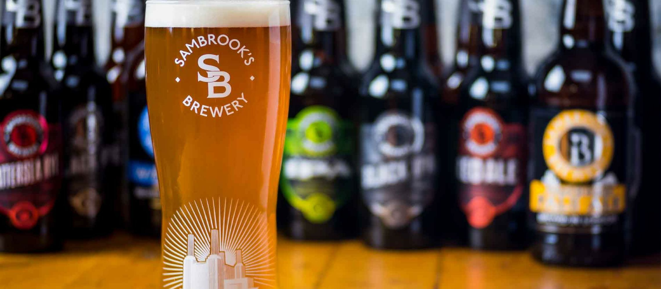 Photo for: UK's Sambrook's Brewery Garners Success at a Renowned Competition
