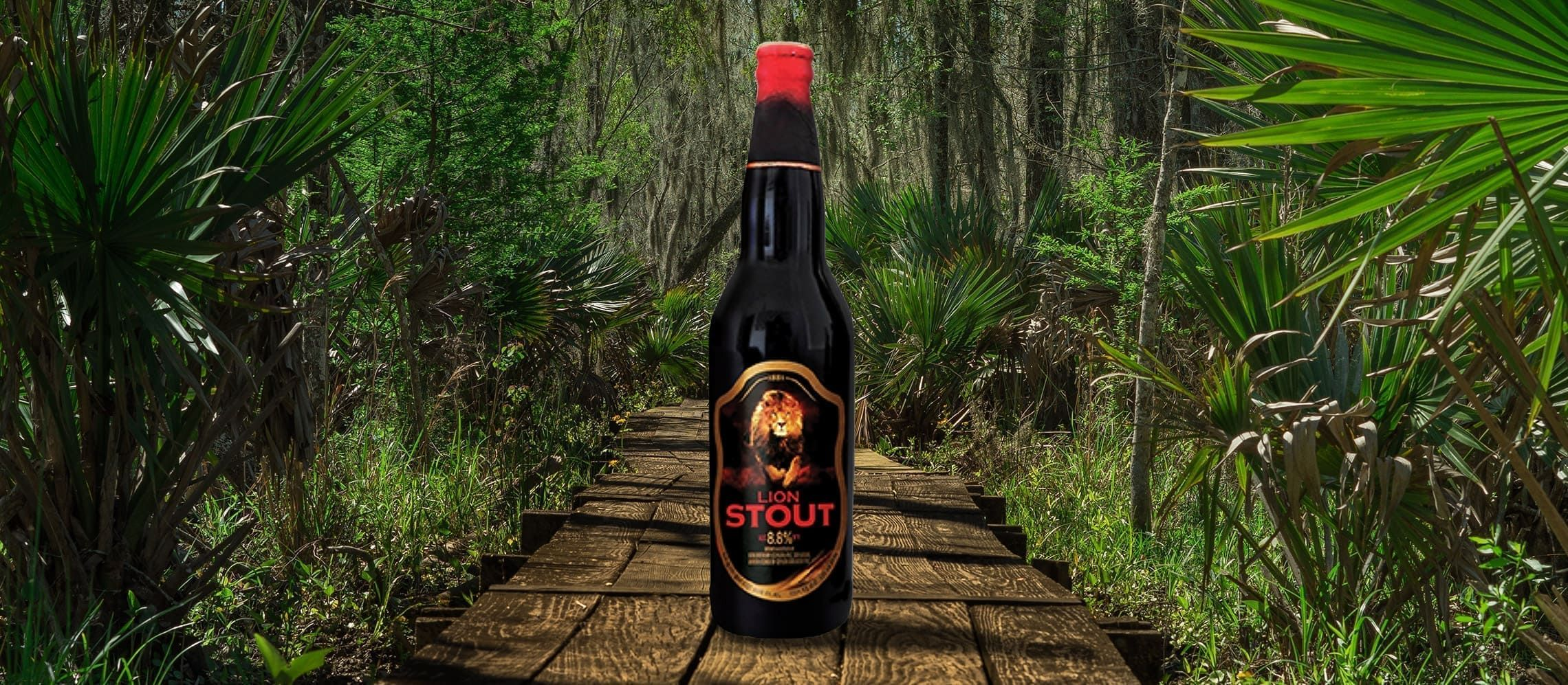 Photo for: Lion Brewery's Beer Lion Stout Garners Success