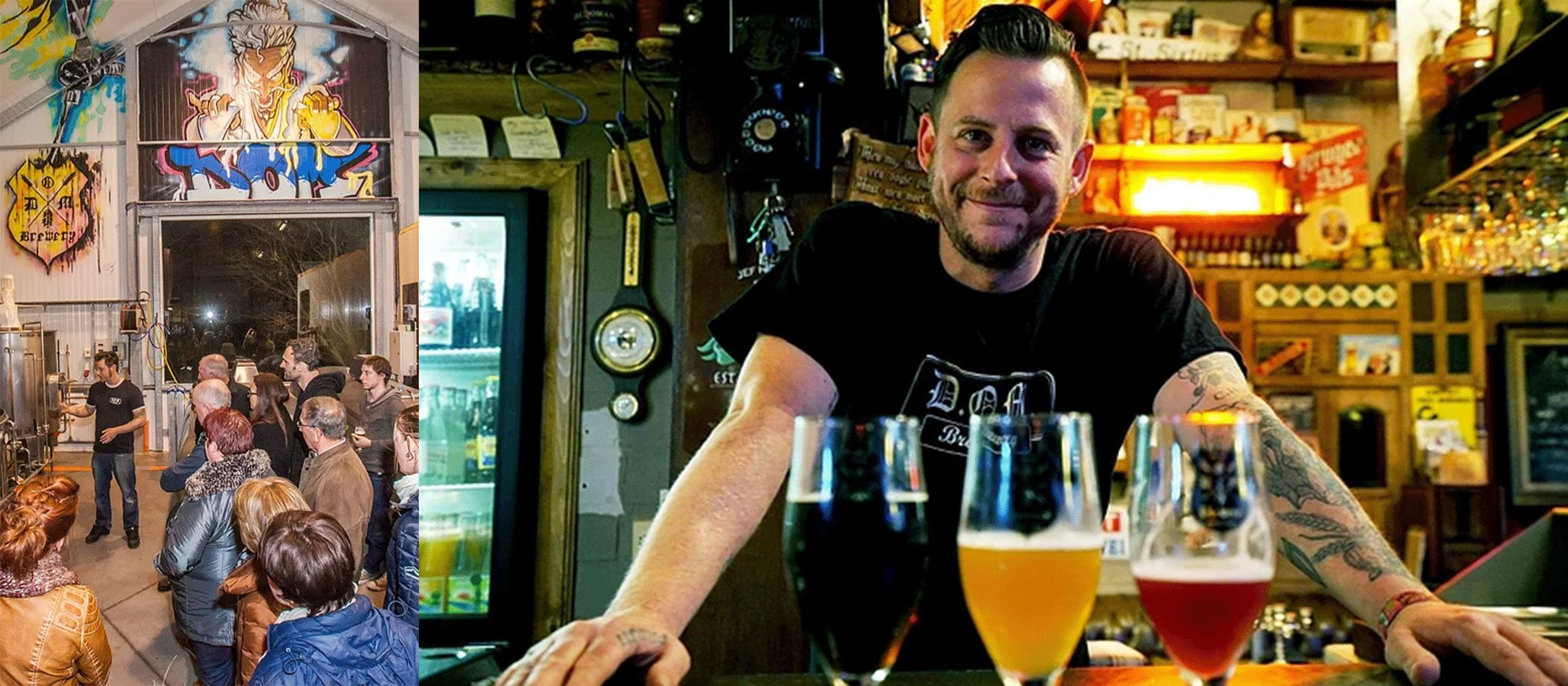 Photo for: D'Oude Maalderij Wins Nine Medals At The London Beer Competition