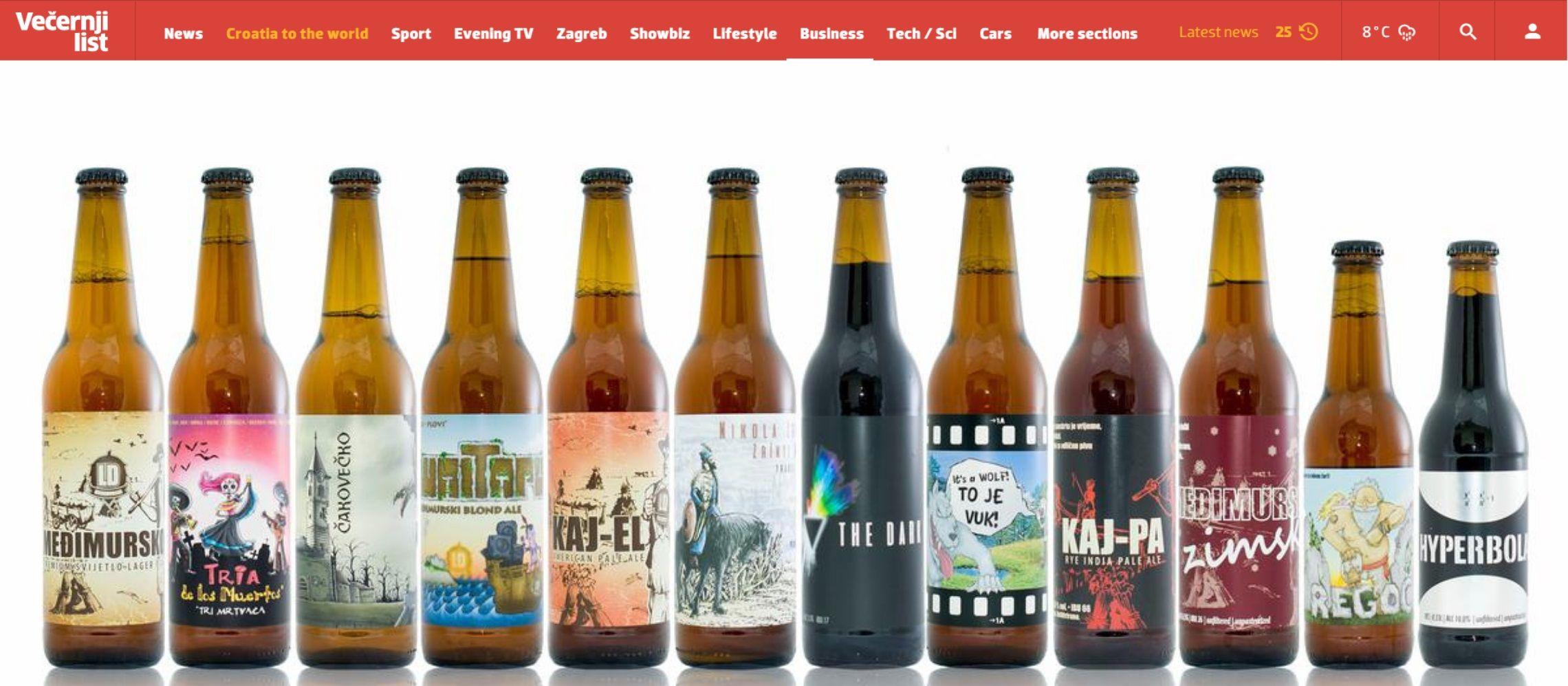 Photo for: Gold, Silver And Best Beer For The Good Guys At The London Beer Competition