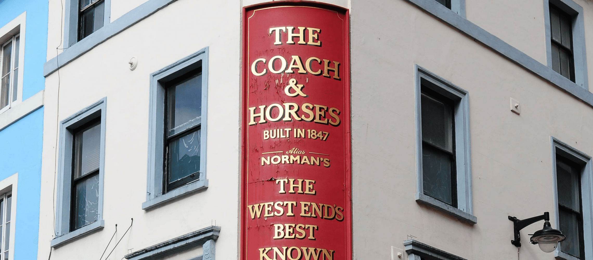 Photo for: Norman's The Coach and Horses – A Pub in Soho You Must Visit