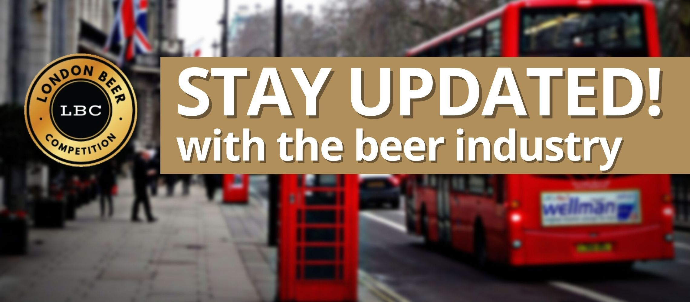 Photo for: Running Blog: Daily Updates In The UK Beer Industry