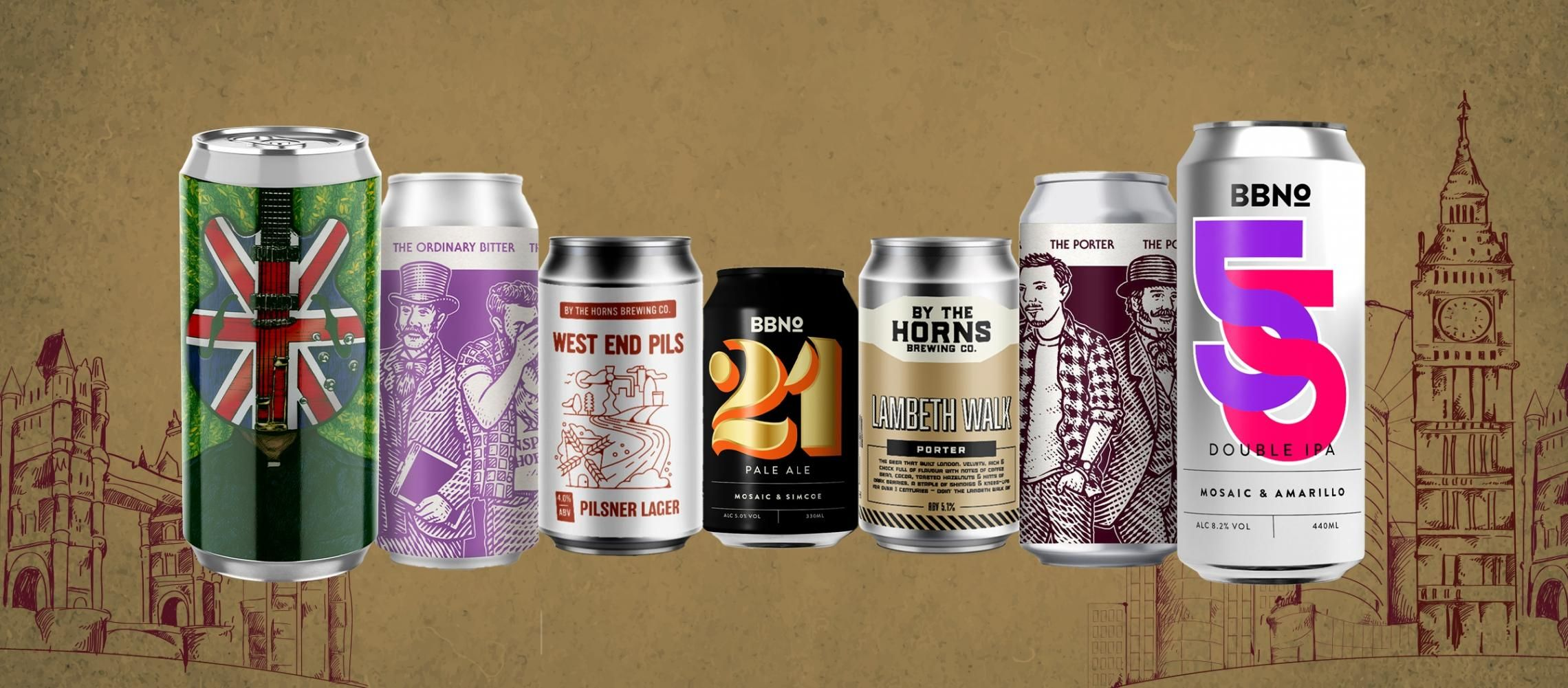 Photo for: 10 English Beers As Your Companion For Good Times