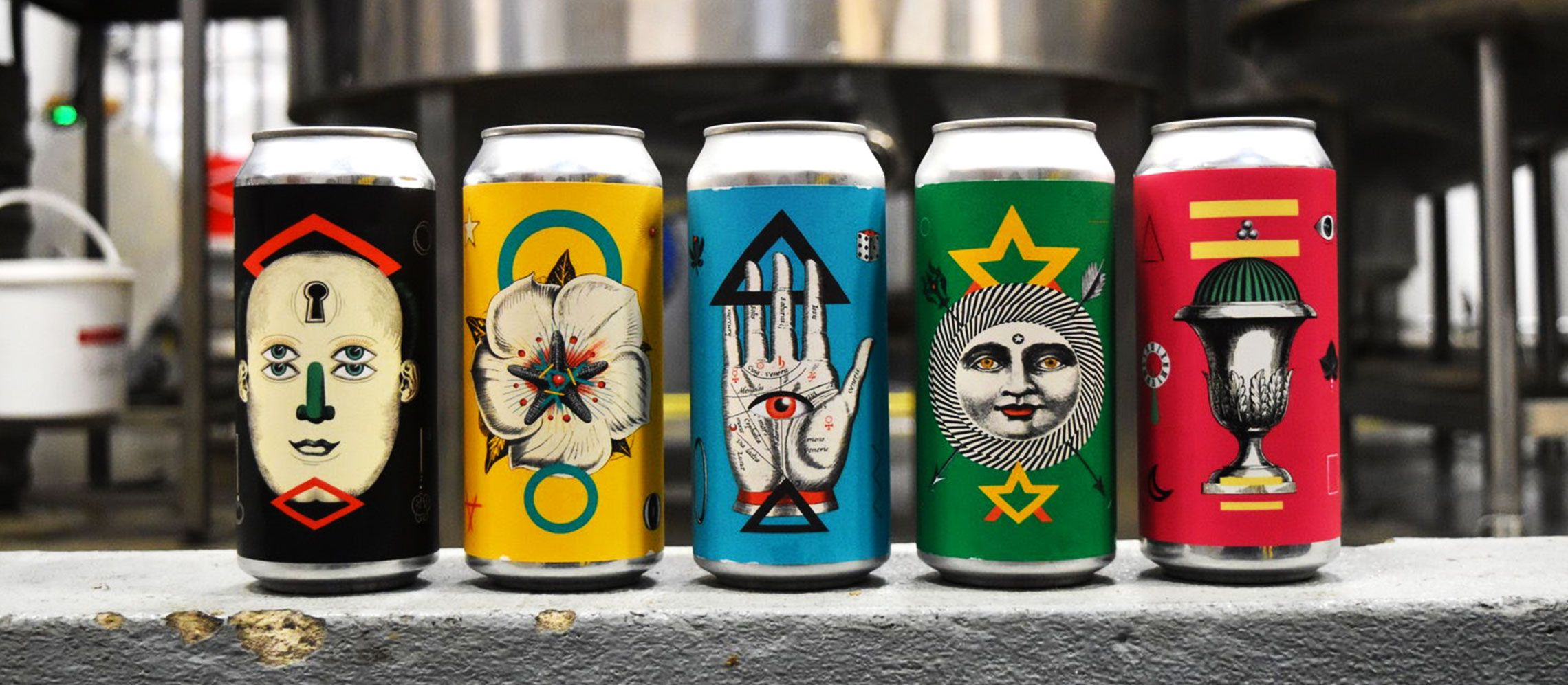 Photo for: Meet The 2020 Best Beer By Packaging