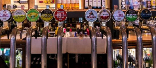 Photo for: How To Get Your Beer Into Restaurants