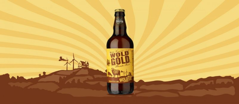 Photo for: Wold Top Brewery awarded at a reputed Beer Competition