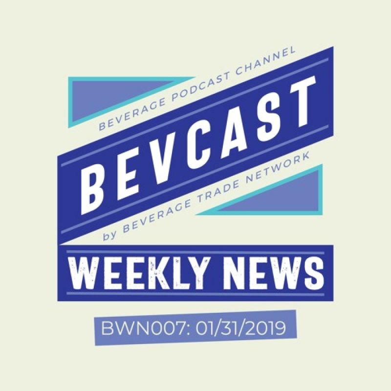 Photo for: Bevcast Weekly News : BWN007