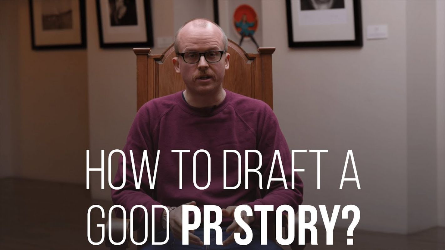 Photo for: How To Draft A Good PR Story?